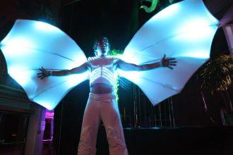 LED Kostüme