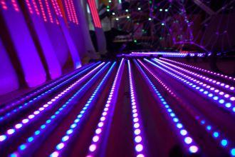 LED Ski
