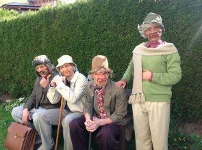 Old Men Show