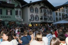 10. Juli, Nightshopping in St. Johann