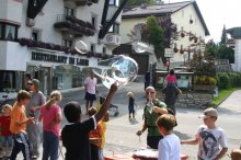 Kinderanimation, Seefeld in Tirol
